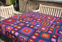GRANNY BLANKETS/QUILTS