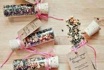 Cadeaux d'invités mariage / Des idées pour gâter les invités de mariage www.mllebride.com