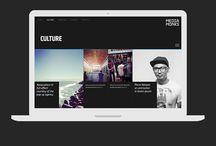 Blog layouts