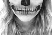 Halloween / Deco, MakeUp & Costumes