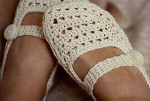 Knit & Crochet FEET