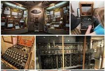 The National Cryptologic Museum / The National Cryptologic Museum has a wide array of informative & intriguing exhibits featuring artifacts and rare items related to cryptologic history, national intelligence, computer history, and much more. New items are coming in all the time.