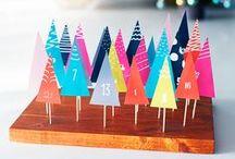 Christmas / Inspirations de Noel www.mllebride.com