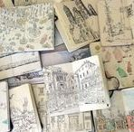 Journal & Sketch