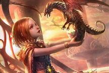 Dragons, Wizards, Sorcery