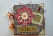 Scrapbooková alba / Scrapbooková minialbíčka