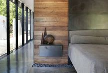 Wood and concrete space / My perfect combination