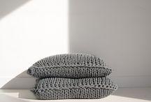 Knit & Crochet PILLOWS