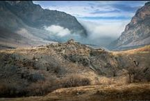 Caucasus, Central Asia, Eurasia / by kit