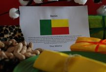 Benin / About the food and culture of Benin. Join the culinary journey around the world at http://www.internationalcuisine.com its free!