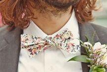Le marié / Look pour un marié stylé
