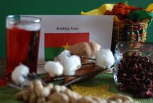 Burkina Faso / About the food and culture of Burkina Faso. Join the culinary journey and get the recipes at http://www.internationalcuisine.com it's free!