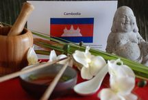 Cambodia / About food and culture of Cambodia. Join the culinary journey around the world and get the recipes at http://www.internationalcuisine.com it's free!