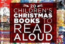 Holiday Books for Kids / From Thanksgiving, to Christmas and everything in between, I'll share favorite books for kids