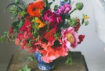 Fleurs et décoration / Décorations florales pour son mariage www.mllebride.com