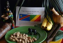 Congo, Democratic and Republic / About the Food and Culture of Congo and the Democratic Republic of Congo. Join the culinary journey around the world and get the recipes at http://www.internationalcuisine.com it's free!