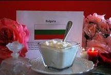 Bulgaria / About the Food and Culture of Bulgaria. Join the culinary journey around the world at http://www.internationalcuisine.com its free!