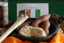 Cote D'Ivoire / About the Food and Culture of Cote D' Ivoire. Join the around the world culinary journey at http://www.internationalcuisine.com its free!