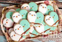 Galletas decoradas / Decorated cookies