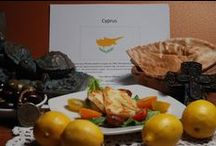Cyprus / About the food and culture of Cyprus. Get the recipes and learn about the culture and join the culinary journey around the world at http://www.internationalcuisine.com its free! / by International Cuisine