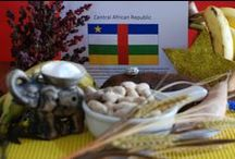 Central African Republic / About the food and culture of Central African Republic. Get the recipes and join the culinary journey around the world at http://www.internationalcuisine.com  its' free!