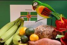Dominica / About the food and culture of Dominica. Get the recipes and join the culinary journey around the world, it's free at http://www.internationalcuisine.com