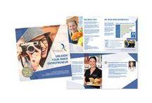 Brochures / Brochure Design by Pixelmore