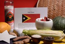 East Timor / Get the recipes and learn about the culture at http://www.internationalcuisine.com it's free!