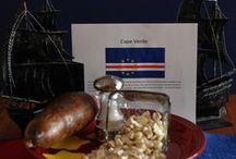 Cape Verde / About the food and culture of Cape Verde. Get the recipes and join the culinary journey around the world, it's free at http://www.internationalcuisine.com