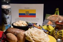 Ecuador / About the food and culture of Ecuador. Get the recipes and join the culinary journey around the world it's free at http://www.internationalcuisine.com