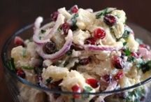 Salads / Salads from around the globe. Get the recipes and Join the culinary journey around the world at http://www.internationalcuisine.com it's free!