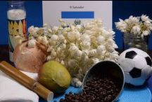 El Salvador / About the food and culture of El Salvador. Get the recipes and learn about the culture. Join the culinary journey around the globe at http://www.internationalcuisine.com  it's free!