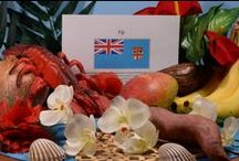 Fiji / About the food and culture of Fiji. Each week we explore a new country, the food, culture and traditions.  Join the culinary journey around the world. It's free at http://www.internationalcuisine.com