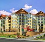 Lodging in Pigeon Forge / You see beautiful Smoky Mountain views from our condos in Pigeon Forge, Tennessee. Cherokee Lodge Condominiums are conveniently located with your family's vacation in mind.