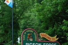 The Pigeon Forge Strip / Pigeon Forge is full of amazing places and activities to fill your day with fun!