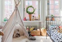 Chambre enfants / Idées de décoration pour chambres d'enfants