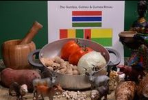 The Gambia, Guinea Bissau & Guinea / About the food and culture of these three West African countries. Please join the culinary journey around the world. Each week get recipes and learn about a new country. It's free at http://www.internationalcuisine.com