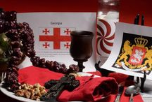 Georgia / About the food and culture of Georgia.  Get the recipes and learn about the culture at http://www.internationalcuisine.com it's free and join the culinary and cultural journey around the world.