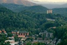 Gatlinburg, Tennessee / Our neighbor town of Gatlinburg is just a short drive from our condos in Pigeon Forge.