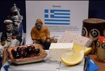 Greece / About the food and culture of Greece.  Get great recipes and learn about the country.  It's free to join the culinary journey around the world at http://www.internationalcuisine.com