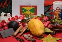Grenada / About the food and culture of Grenada.  Get the recipe and learn about the culture.  Please join me on a culinary journey around the world, it's free at http://www.internationalcuisine.com