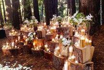 Style: Rustic Wedding / Свадьба в рустикальном стиле - это единение с природой, много зелени и полевых цветов