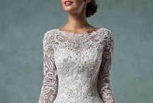 Bride: dresses / Милые и прекрасные свадебные платья// Wonderful wedding dresses in different styles