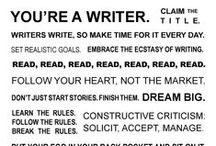 Novel Writing / Writing tips/stronger words/inspiration/etc. Whatever is needed to help make our stories better.