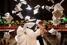 Creative wedding photography / Необычные идея для свадебных фотографий