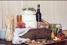 Bar: Cheese bar / Сырные столы