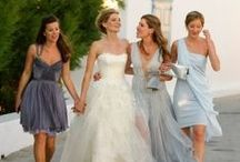 Guests: Bridesmaids / Подружки невесты