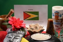 Guyana / About the food and culture of Guyana. Get the recipes and join the culinary journey around the world, it's free at http://www.internationalcuisine.com