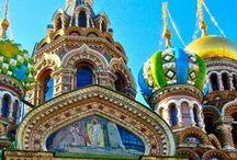 [Architect: Russian Churches] / Русское церковное зодчество