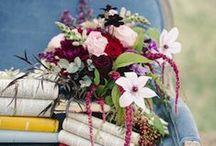 Theme - Books wedding / Книжная свадьба - прекрасный повод признаться в любви к чтению